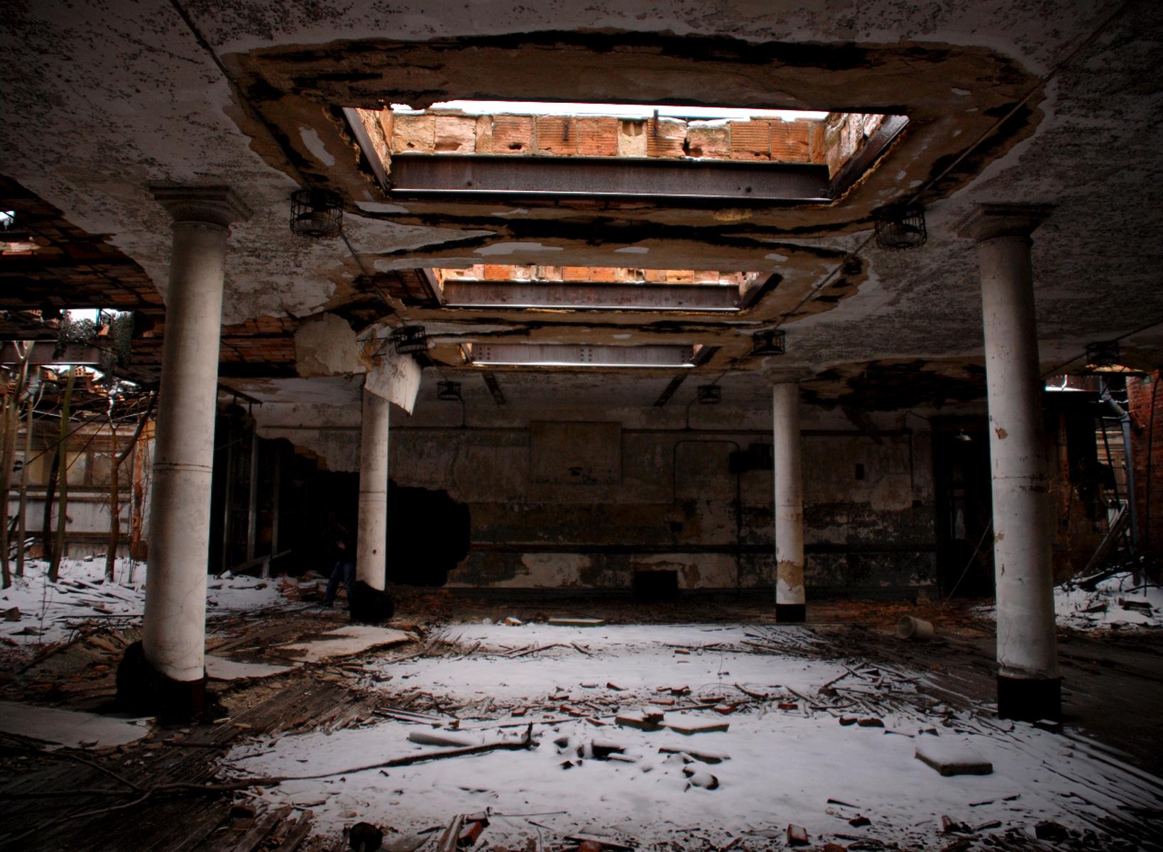 Kensinger S Abandoned City Wink Magazine Blog
